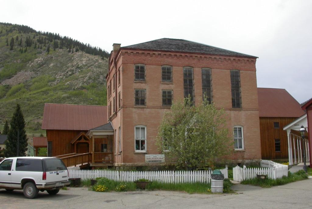 The Silverton Jail