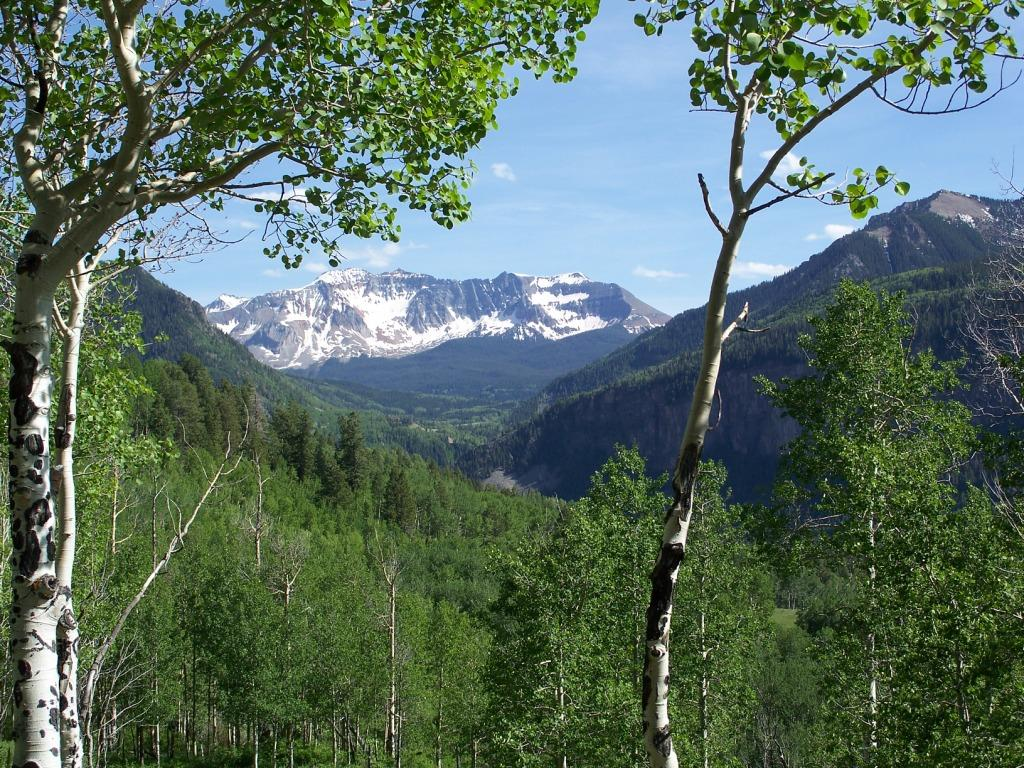 The San Juan Mountains