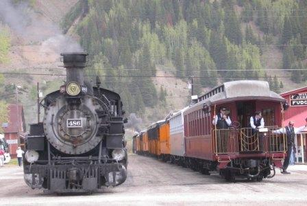 The Durango-Silverton trians